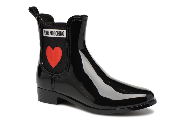 Rain Plain Anckle Boot