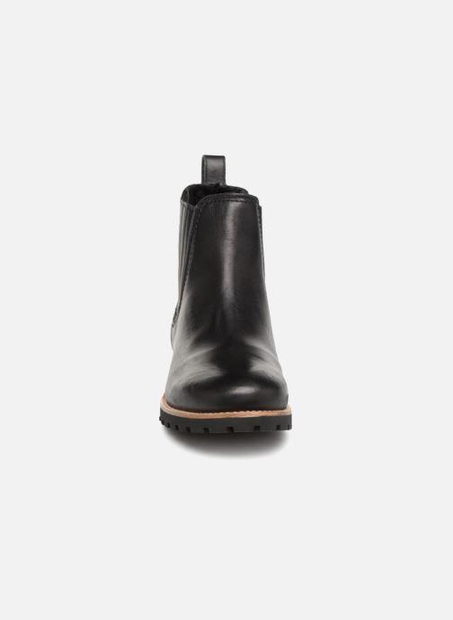 Bottines et boots Panama Jack Brigitte Igloo Travelling Noir vue portées chaussures