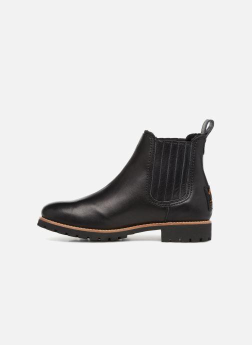 Bottines et boots Panama Jack Brigitte Igloo Travelling Noir vue face