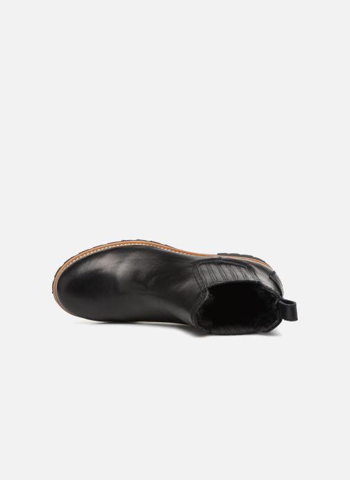 Bottines et boots Panama Jack Brigitte Igloo Travelling Noir vue gauche