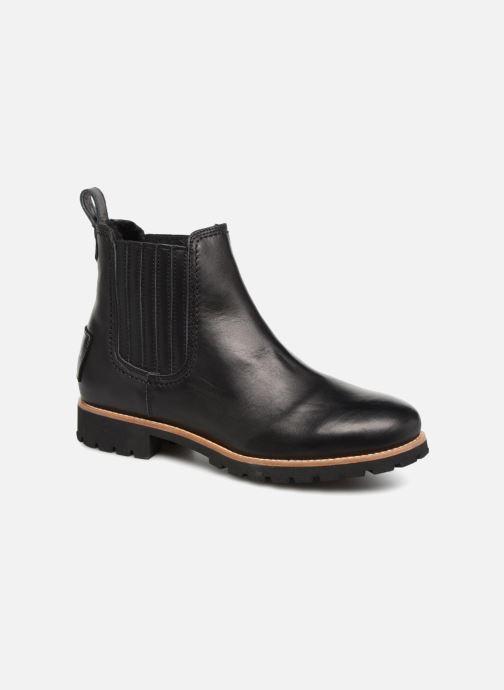 Bottines et boots Panama Jack Brigitte Igloo Travelling Noir vue détail/paire