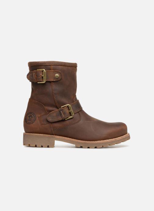 Bottines et boots Panama Jack Felina Marron vue derrière