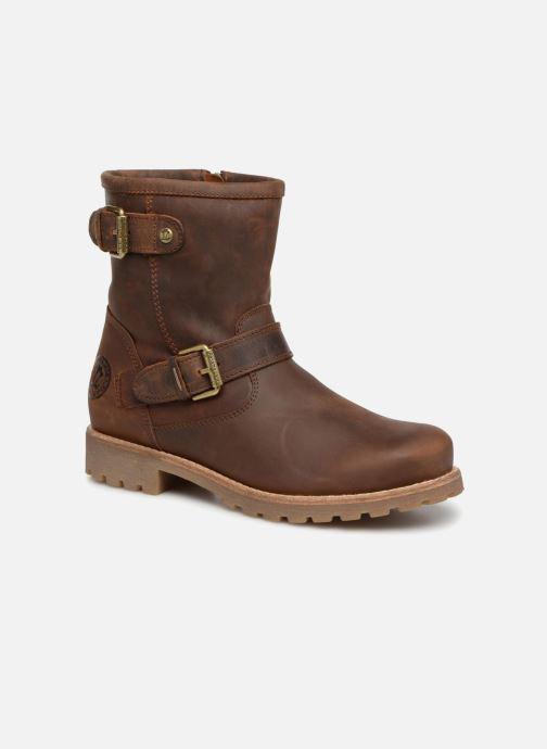 Bottines et boots Panama Jack Felina Marron vue détail/paire