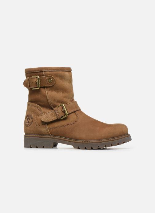 Bottines et boots Panama Jack Felina Beige vue derrière