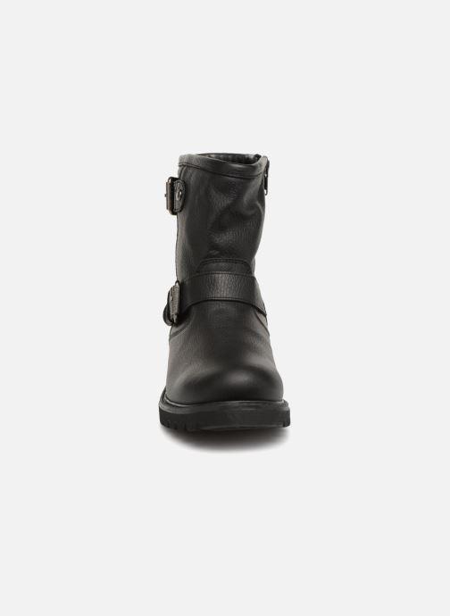 Bottines et boots Panama Jack Felina Igloo Noir vue portées chaussures