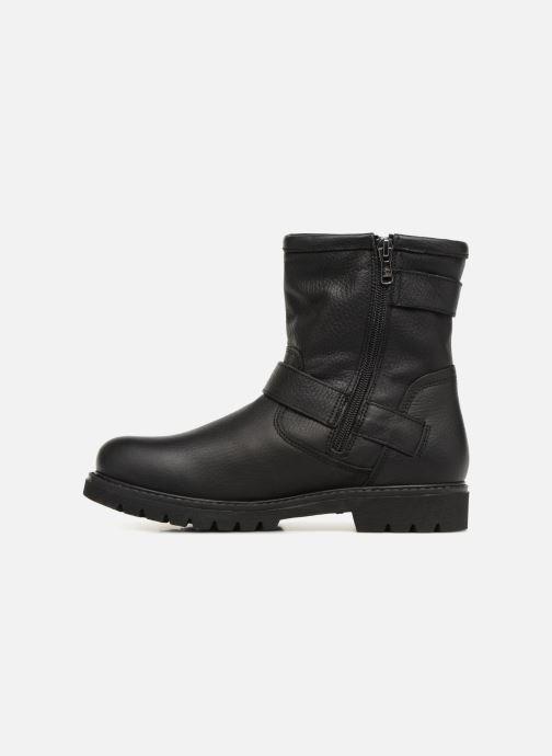 Bottines et boots Panama Jack Felina Igloo Noir vue face