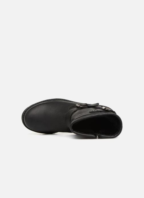 Bottines et boots Panama Jack Felina Igloo Noir vue gauche
