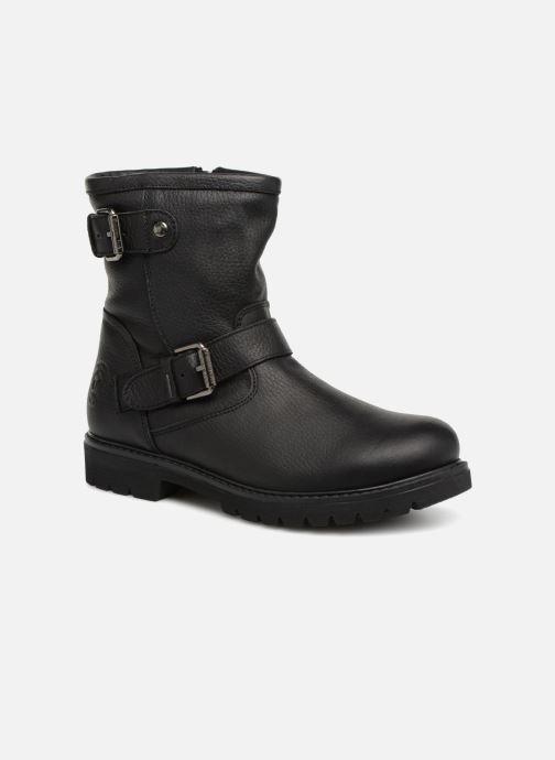 Bottines et boots Panama Jack Felina Igloo Noir vue détail/paire
