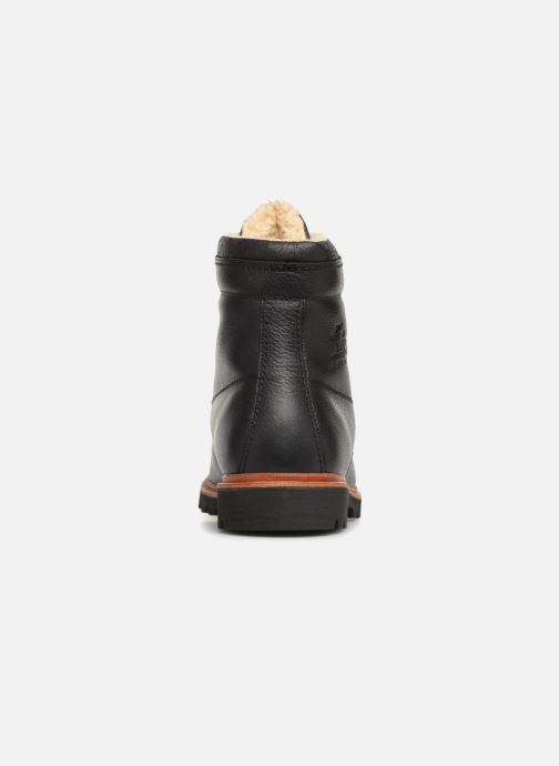 Bottines et boots Panama Jack Panama 03 Aviator Noir vue droite