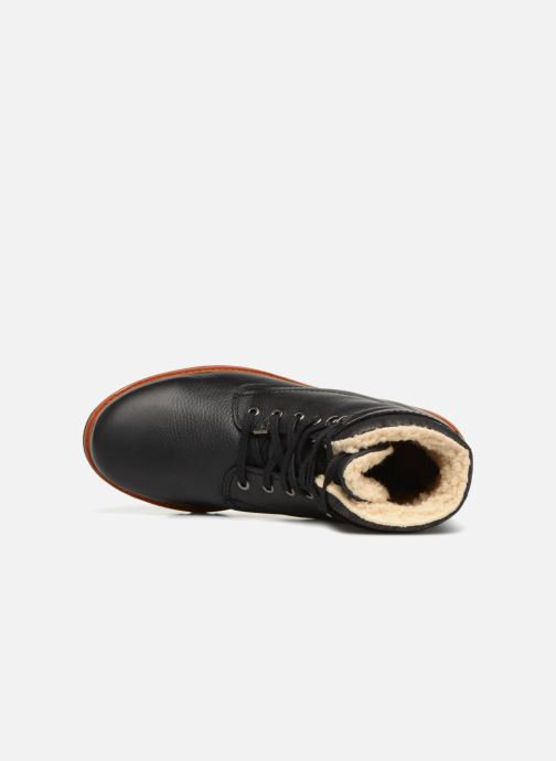 Bottines et boots Panama Jack Panama 03 Aviator Noir vue gauche