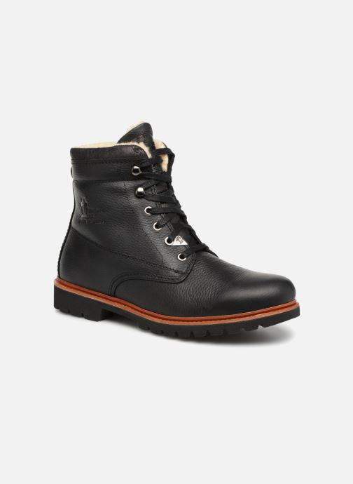 Bottines et boots Panama Jack Panama 03 Aviator Noir vue détail/paire
