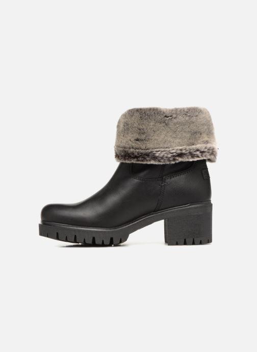 Bottines et boots Panama Jack Piola Noir vue face