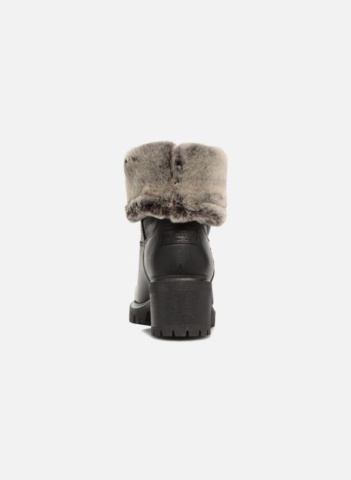 Bottines et boots Panama Jack Piola Noir vue droite