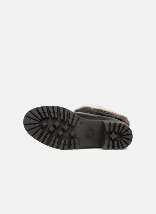 Bottines et boots Panama Jack Piola Noir vue haut