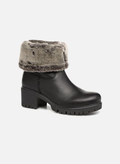 Bottines et boots Panama Jack Piola Noir vue détail/paire