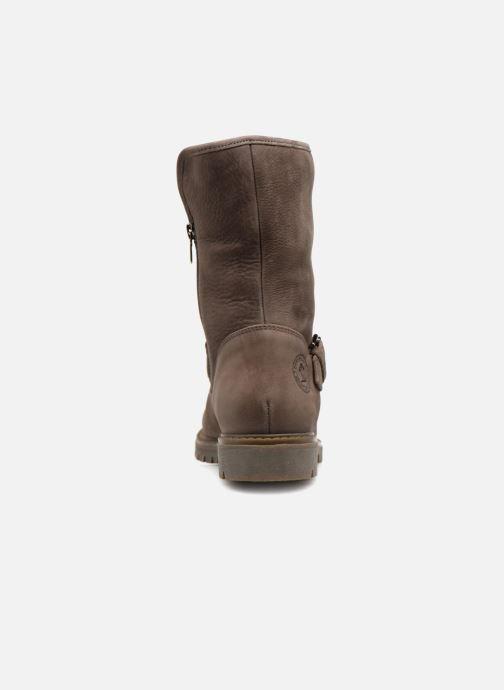 Bottines et boots Panama Jack Singapur Gris vue droite