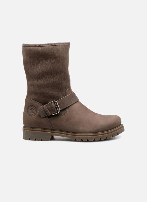 Bottines et boots Panama Jack Singapur Gris vue derrière