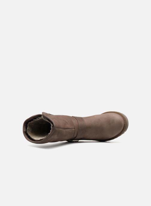 Bottines et boots Panama Jack Singapur Gris vue gauche
