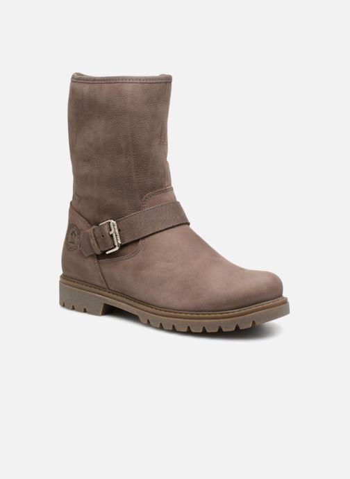 Bottines et boots Panama Jack Singapur Gris vue détail/paire