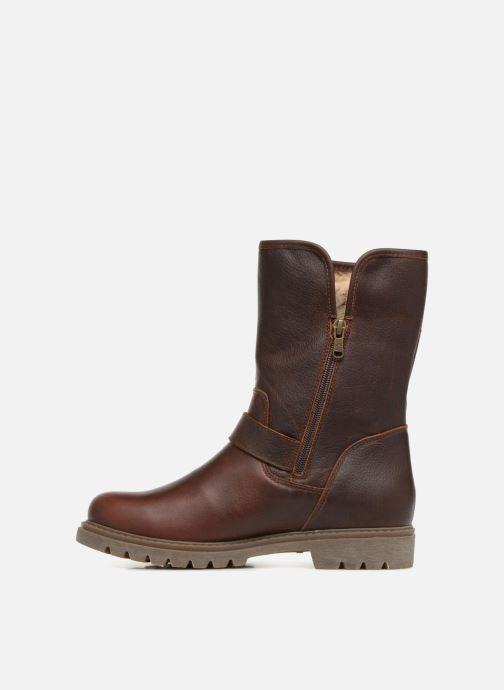 Bottines et boots Panama Jack Singapur Marron vue face