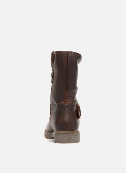Bottines et boots Panama Jack Singapur Marron vue droite