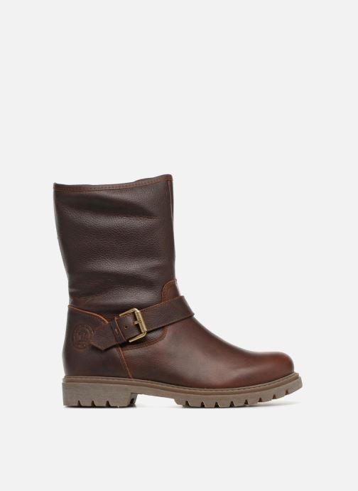 Boots en enkellaarsjes Panama Jack Singapur Bruin achterkant