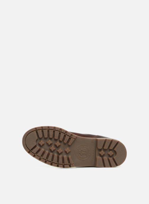 Bottines et boots Panama Jack Singapur Marron vue haut