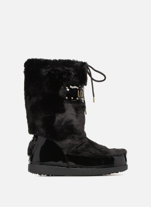 Sportschuhe Love Moschino Ecu Fur Ski-boots schwarz ansicht von hinten