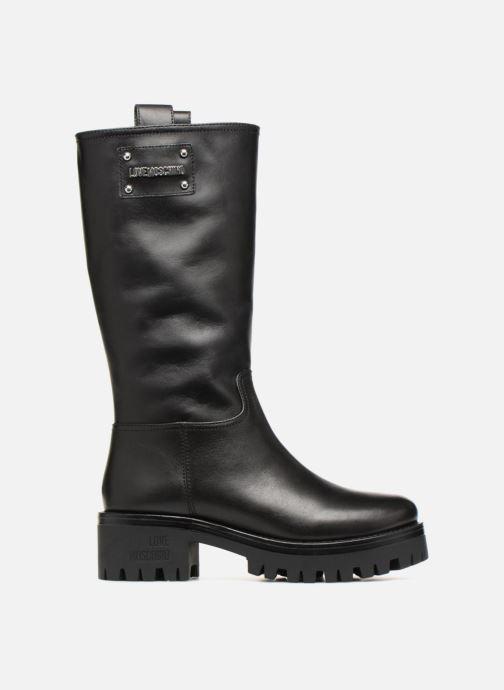 Laarzen Love Moschino New Urban Boot Zwart achterkant