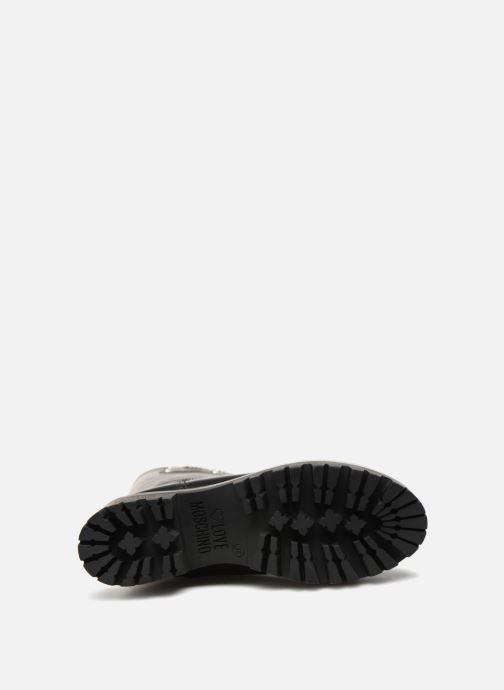Laarzen Love Moschino New Urban Boot Zwart boven