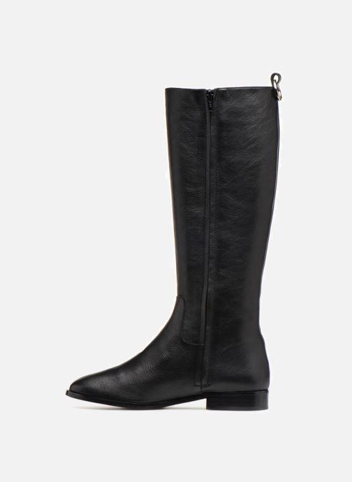 Boots & wellies Anaki REGENT Black front view