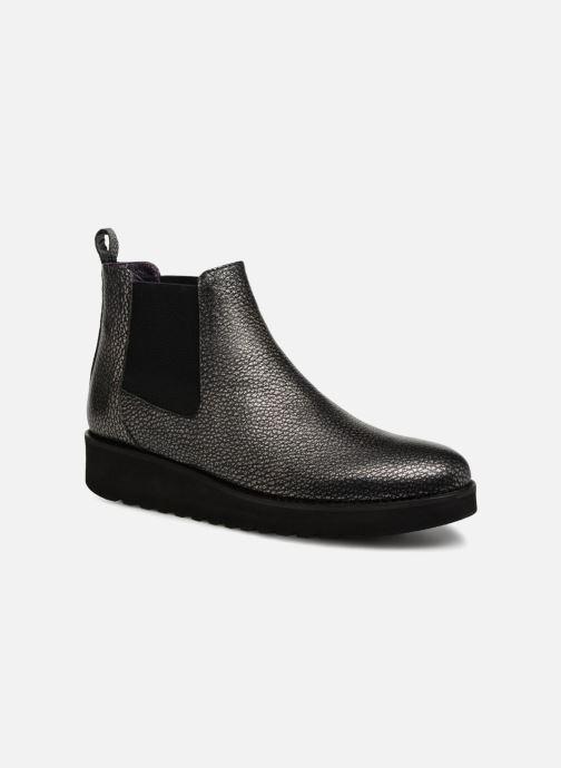 Bottines et boots Anaki MORRISON Argent vue détail/paire