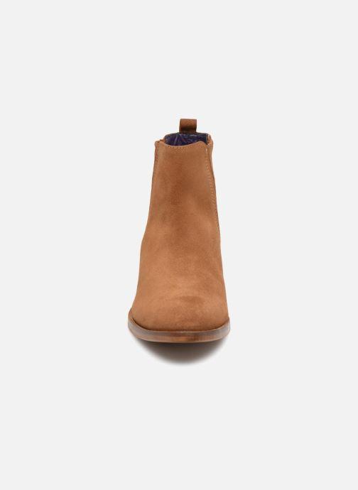 Boots en enkellaarsjes Anaki PINK Bruin model