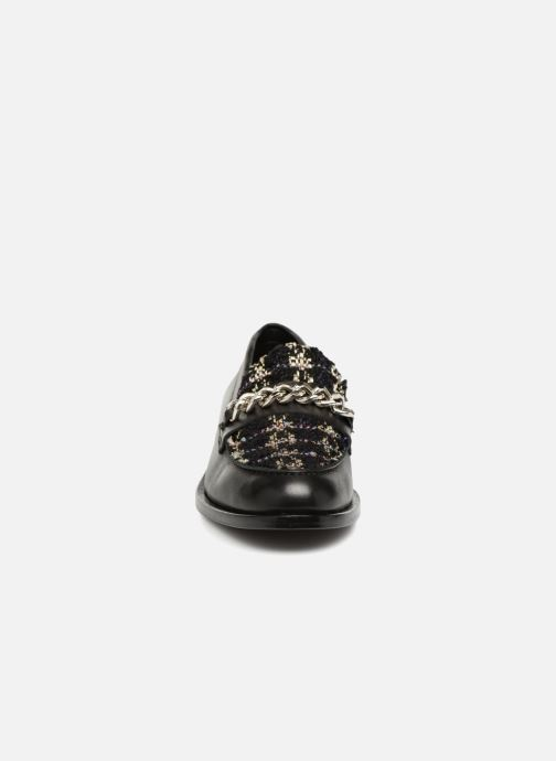 Mocassins Anaki CARNABY Noir vue portées chaussures