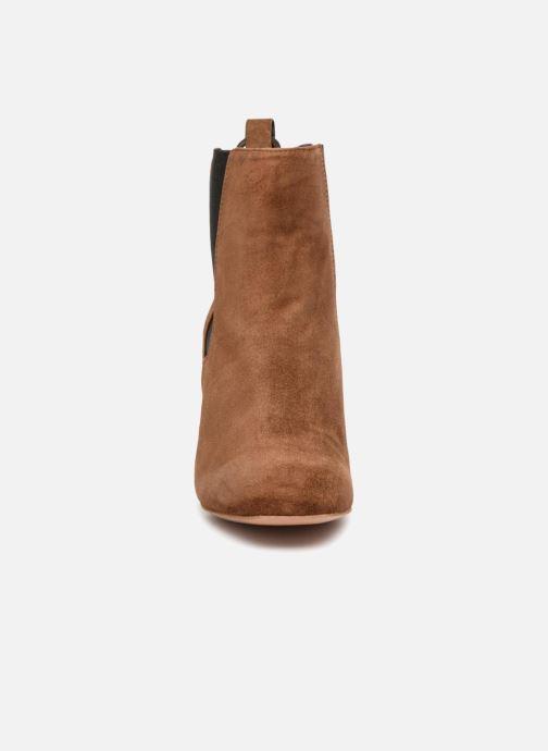Stiefeletten & Boots Anaki LED braun schuhe getragen