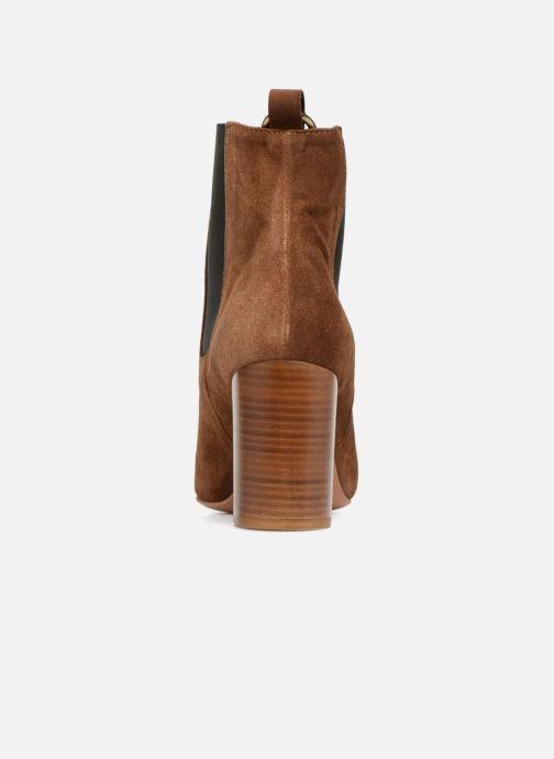 Stiefeletten & Boots Anaki LED braun ansicht von rechts
