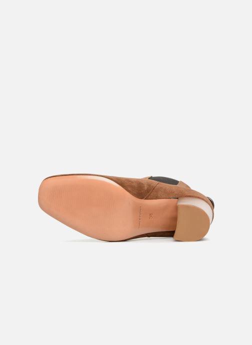 Stiefeletten & Boots Anaki LED braun ansicht von oben