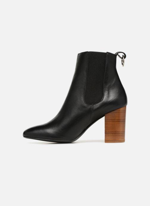 Boots en enkellaarsjes Anaki LED Zwart voorkant