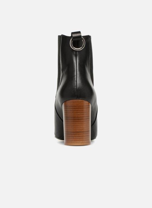Boots en enkellaarsjes Anaki LED Zwart rechts