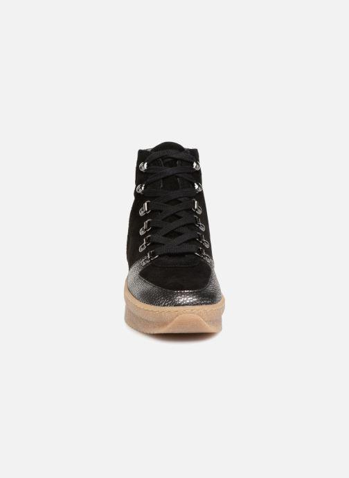Bottines et boots Anaki SOHO Noir vue portées chaussures