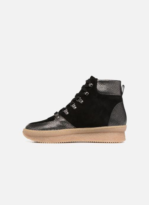 Bottines et boots Anaki SOHO Noir vue face