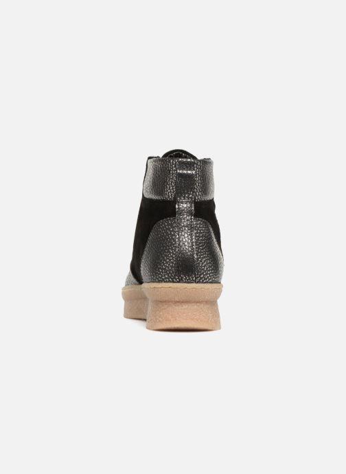 Boots en enkellaarsjes Anaki SOHO Zwart rechts