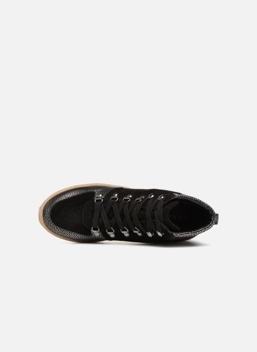 Boots en enkellaarsjes Anaki SOHO Zwart links