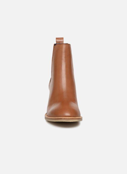 Stiefeletten & Boots Anaki YOYO braun schuhe getragen