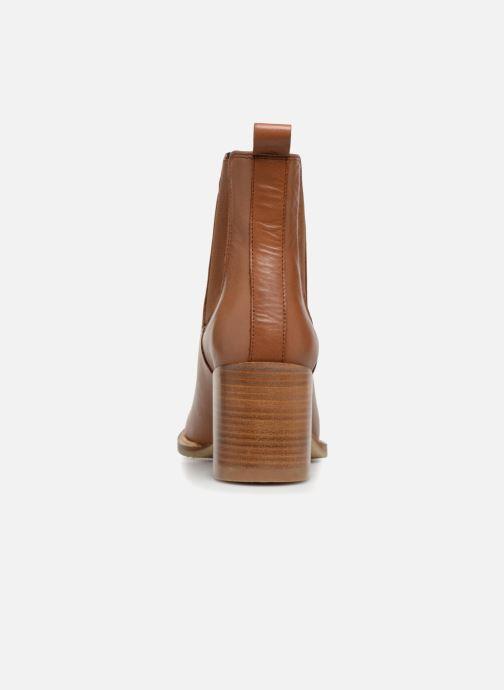 Stiefeletten & Boots Anaki YOYO braun ansicht von rechts