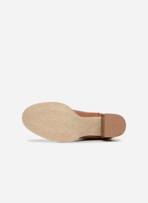 Boots en enkellaarsjes Anaki YOYO Bruin boven