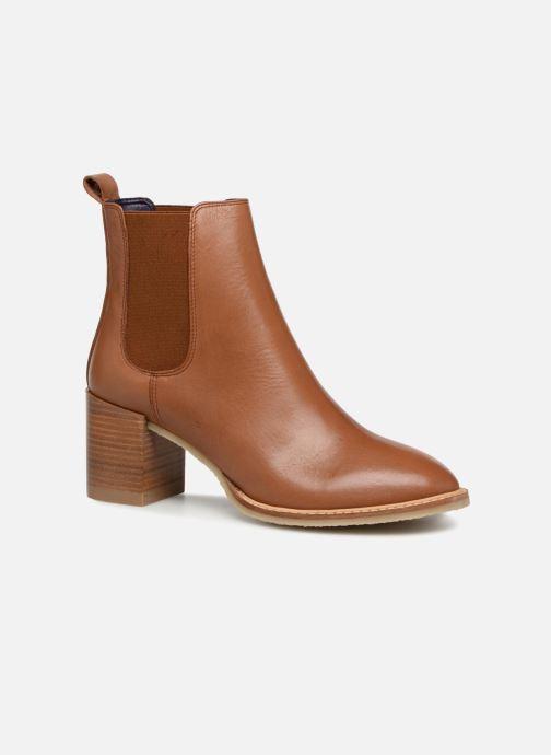 Boots en enkellaarsjes Anaki YOYO Bruin detail