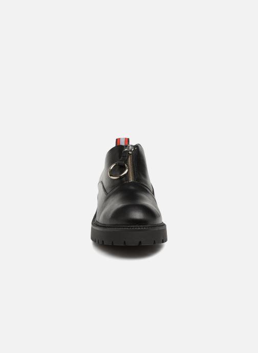 Lace-up shoes Anaki CAT Black model view