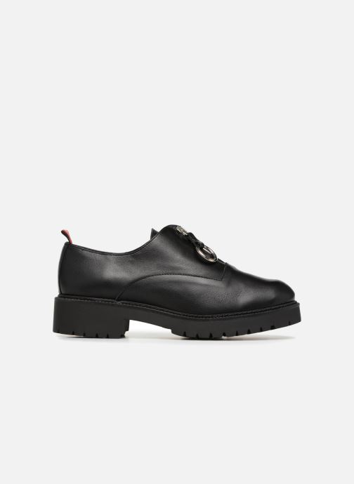 Lace-up shoes Anaki CAT Black back view
