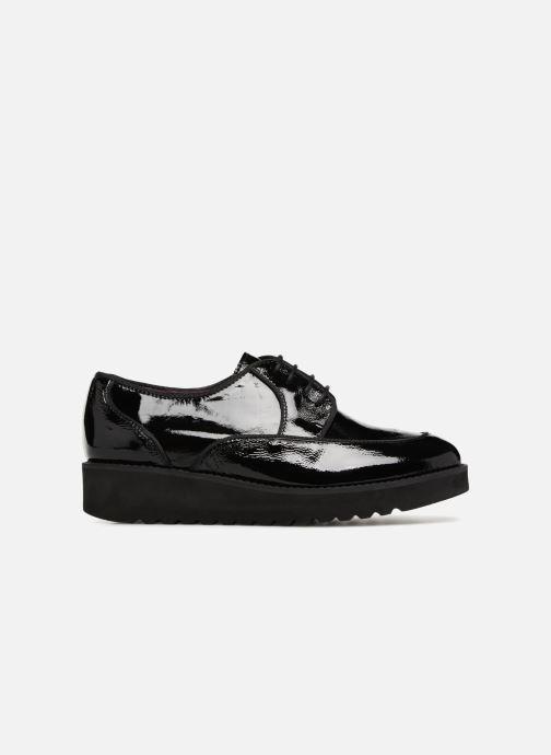 Zapatos con cordones Anaki DUSTY Negro vistra trasera